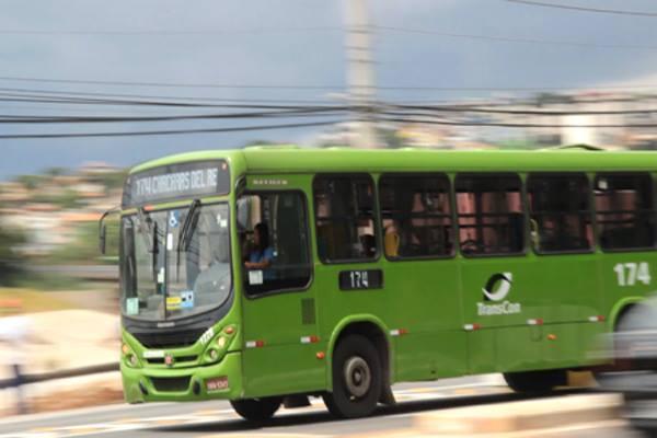 Circulação de ônibus será reduzida em Contagem