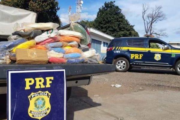Homem é preso com 31 kg de cocaína na BR-040