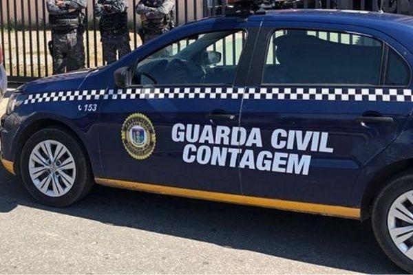 Guarda civil de Contagem é preso por fazer disparos em via pública