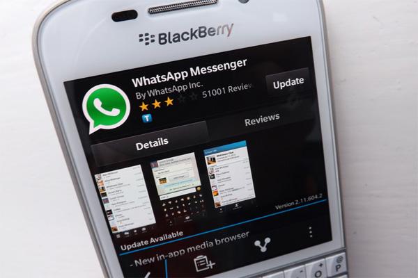 WhatsApp pode parar de funcionar a partir de 31 de dezembro