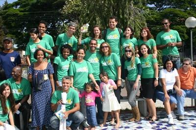 Encontro de jovens adventistas em Contagem