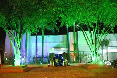 Inauguração do Centro de Eventos Fercar, conforto e bom gosto