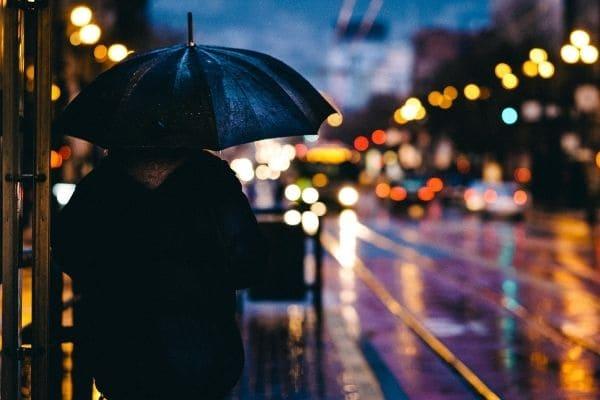 Volume de chuva diminui, mas instabilidade continua