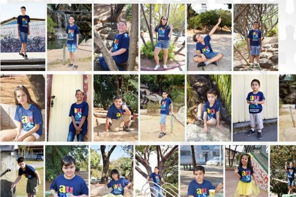 Exposição chama atenção para inclusão de autistas