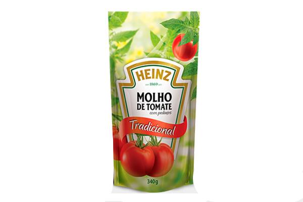 Heinz faz recall de 22 mil embalagens de molho de tomate com pelo de roedor