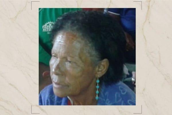 Mulher de 62 anos está desaparecida desde fevereiro