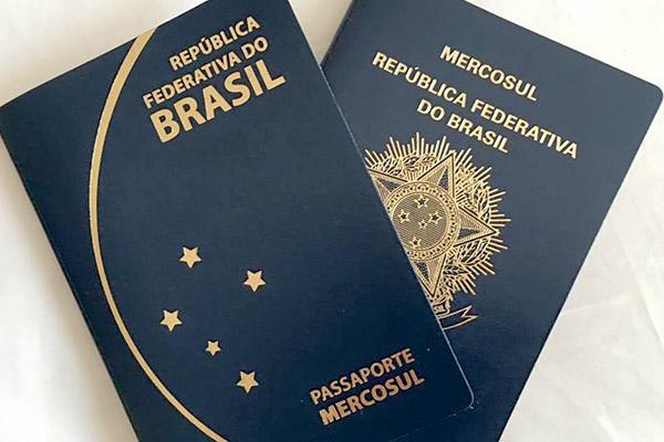Casa da Moeda retoma emissão de passaportes nesta segunda-feira