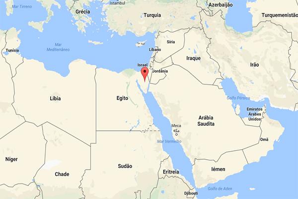 Não há brasileiros entre vítimas de atentado no Egito