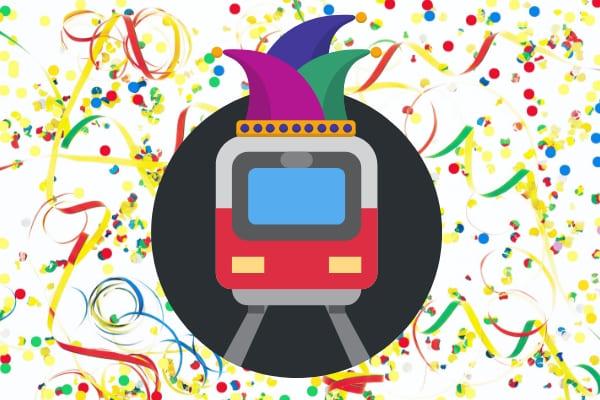 Metrô terá operação especial de Carnaval