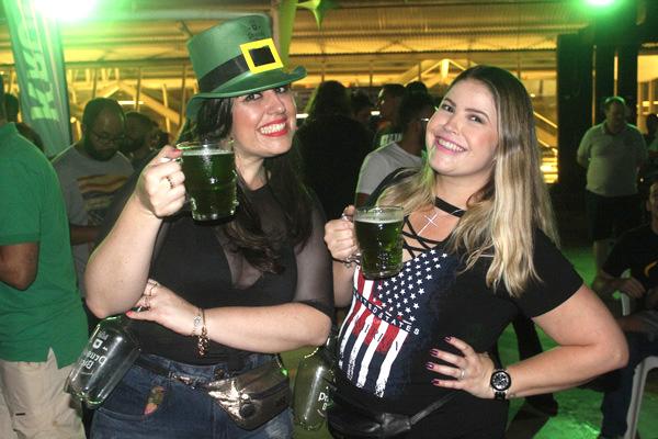 1º Festival Aprecie – Saint Patrick's Day do ItaúPower
