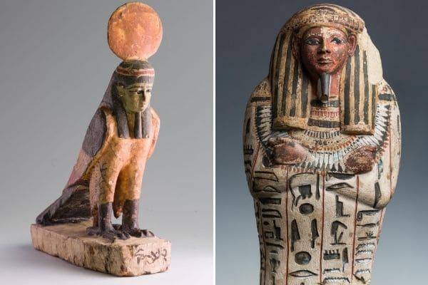 Exposição passeia pela história e pelos encantos egípcios