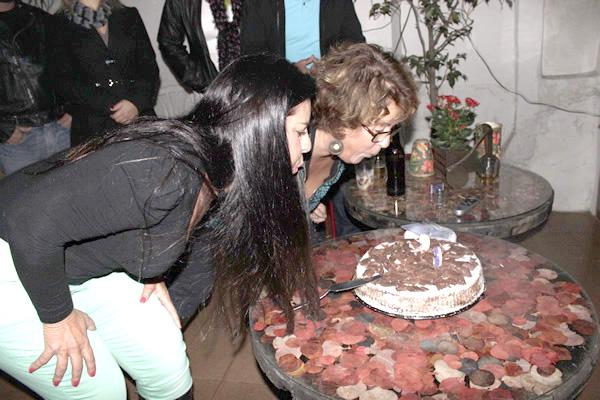 Aniversário de Laurita e Fátima