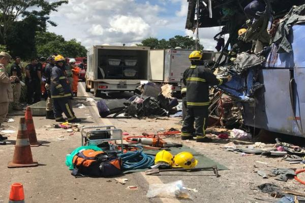 Acidentes de trânsito geram mais de 4,5 milhões de indenizações