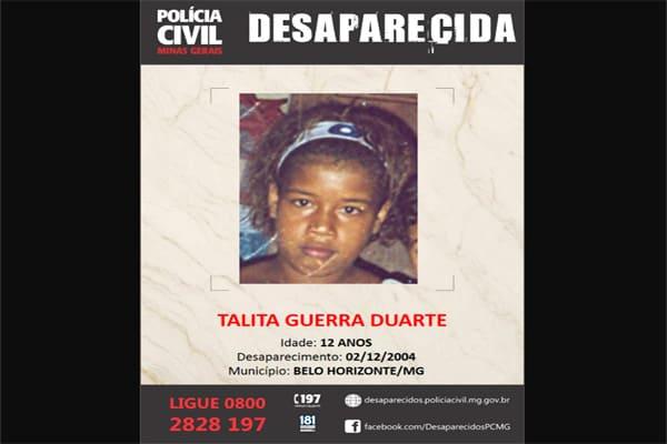 Dia Internacional da Criança Desaparecida