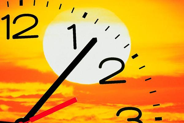 Governo decide adotar horário de verão a partir de 15 de outubro