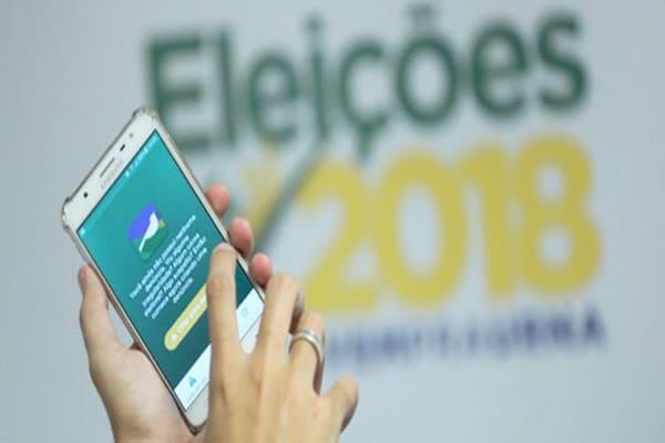 Aplicativo registra mais de 10 mil reclamações de propaganda eleitoral