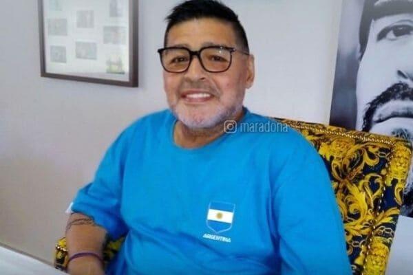 Diego Maradona morre aos 60 anos após parada cardiorrespiratória