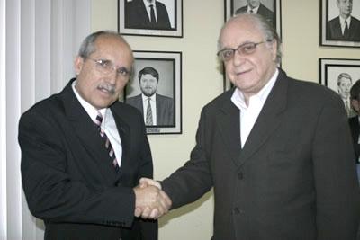 Presidentes da ACIC e do CIEMG se reúnem