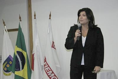 Ciclo de palestras Gestão e Competitividade traz Cristiana Lobo