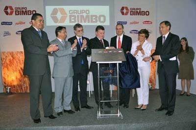 Grupo Bimbo inaugura sétima fábrica no Brasil
