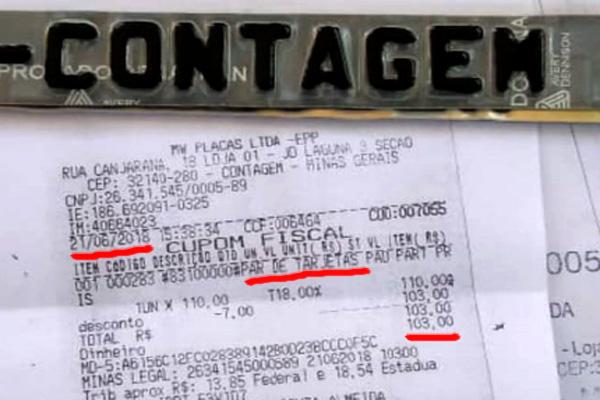 Despachantes denunciam existência de cartel em Contagem