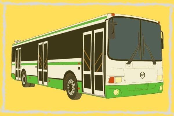 Linhas de ônibus voltam a circular pela avenida das Américas