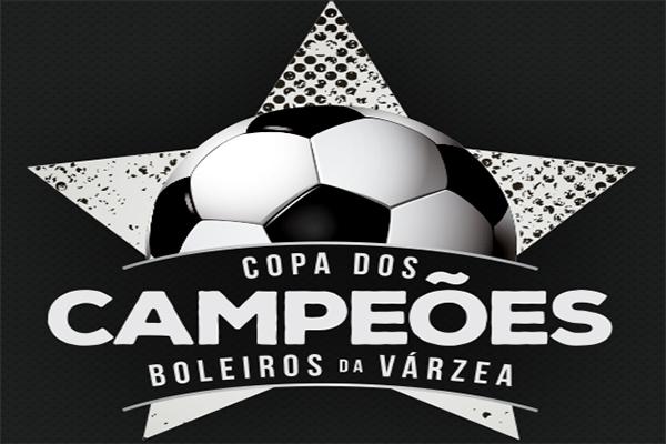 Copa dos Campeões Boleiros da Várzea 2017 estreia em Minas