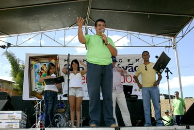 4ª Festa de São Cristóvão de Contagem.