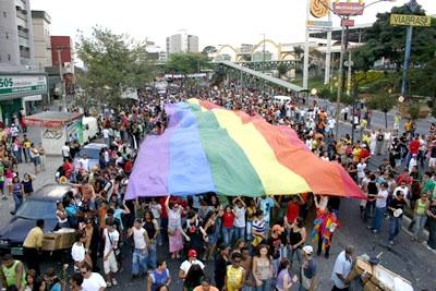 3ª Parada do Orgulho GLBT em Contagem.