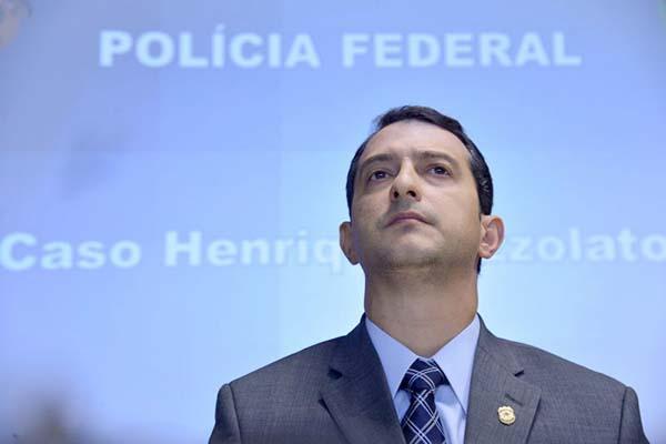 Segovia é substituído por Rogério Galloro no comando da PF