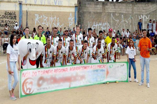 Fumacinha é campeão do Torneio Regional de Futebol Society