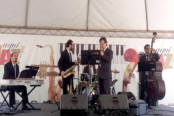 Aqui Jazz segue homenageando centenário do samba