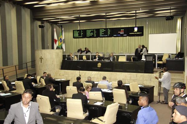 Câmara Municipal vota empréstimos de mais de R$ 4 milhões