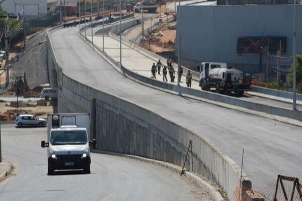 Viaduto das Américas será inaugurado nessa sexta-feira