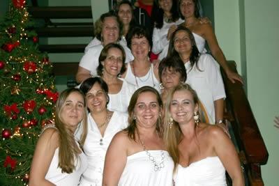 O Clube das meninas.