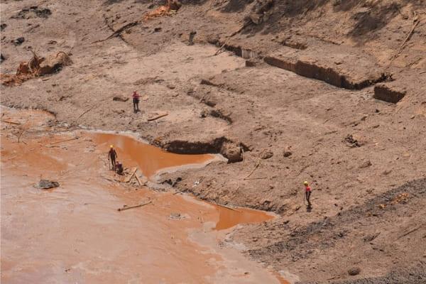 Vítimas fatais de rompimento de barragem chegam a 186