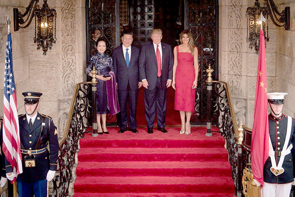 Trump não descarta conflito com Coreia do Norte, mas espera saída diplomática