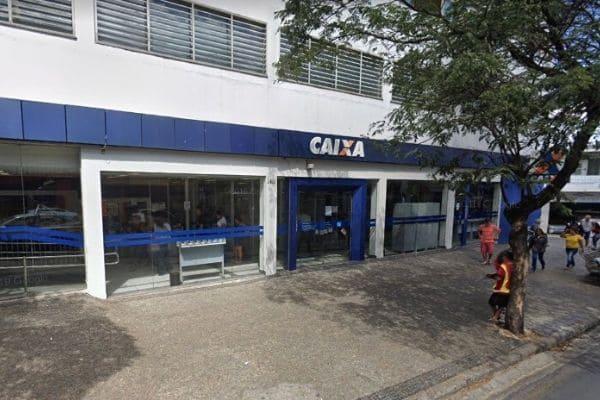 Cinco agências da Caixa em Contagem vão abrir no sábado