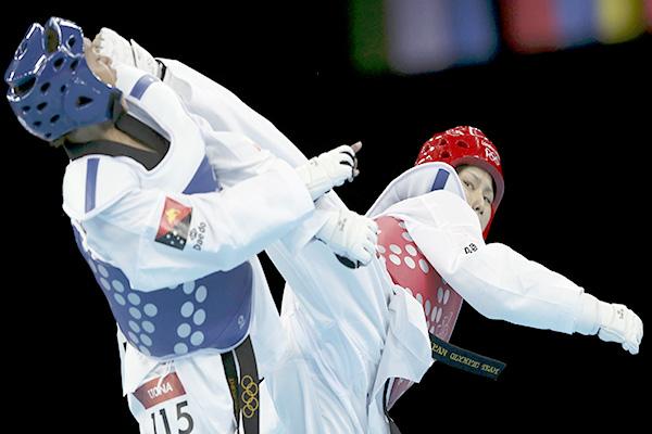 Open de Taekwondo arrecada alimentos em Contagem