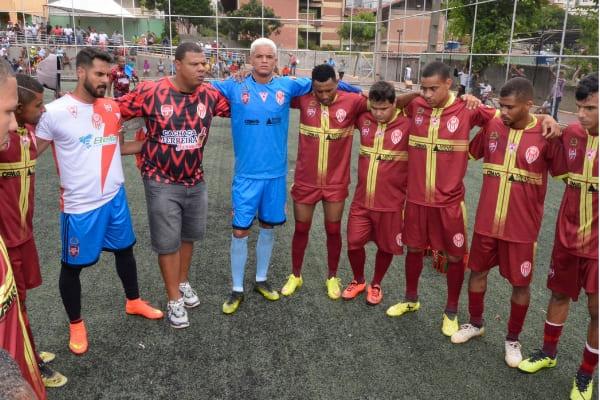 Disputa pela semifinal da Copa Itatiaia tem representante de Contagem