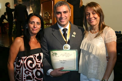 Federaminas premia empresários destaques do ano