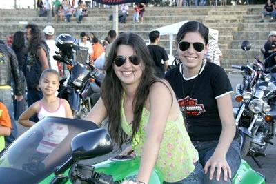 1º Encontro Nacional de Motociclistas de Contagem.
