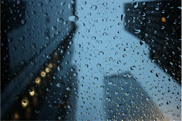 Abril termina com pancadas de chuva em Contagem
