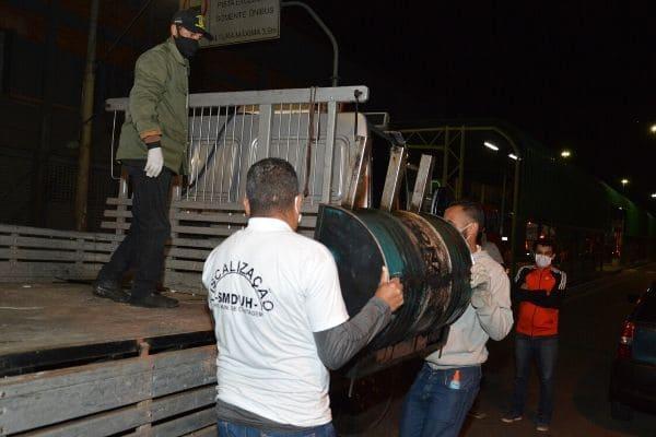Operação fiscaliza cerca de 50 bares em Contagem