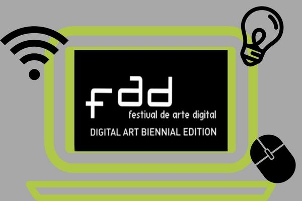 Festival de Arte Digital recebe trabalhos para bienal 2018