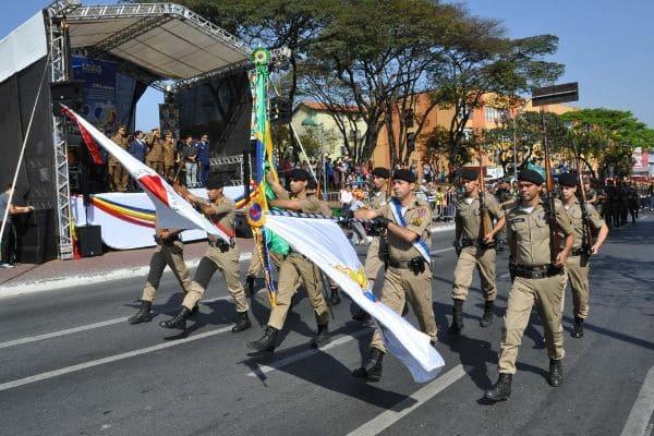 Dia da Independência será celebrado no sábado em Contagem