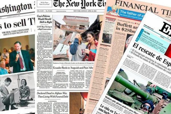 Imprensa internacional destaca desafios de Bolsonaro na presidência