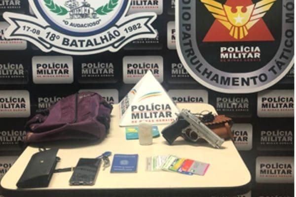 Suspeitos de roubo são presos em operação policial no Morada Nova