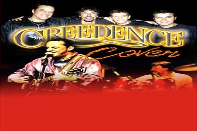 A Banda Creedence Cover apresenta-se em Contagem