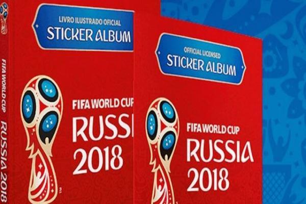 ItaúPower abre espaço para troca de figurinhas da Copa da Rússia
